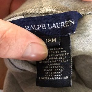 Ralph Lauren Bottoms - 18 month Ralph Lauren baby leggings!